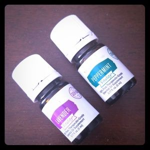 YL Lavender and Peppermint Oils